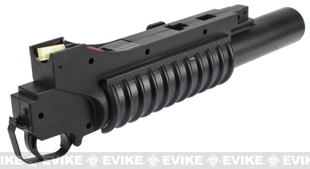 Pump Action Type Air Cocking Airsoft M203 Attachment for M4 / M16 Series Airsoft AEG