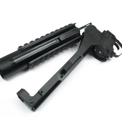 z King Arms Colt Licensed MAX Qaulity M203 Airsoft 40mm Grenade Launcher (Short)