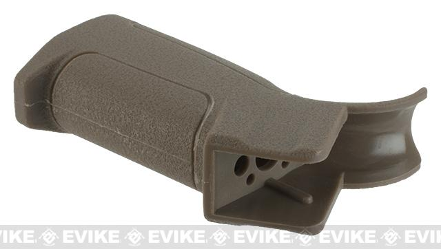 G&P MOTS Pistol Grip for M4 / M16 Series Airsoft AEG Rifles - Sand