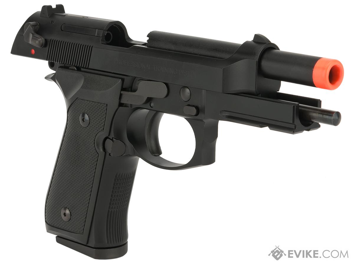 KWA M9 Tactical PTP Gas Blowback Airsoft Training Pistol