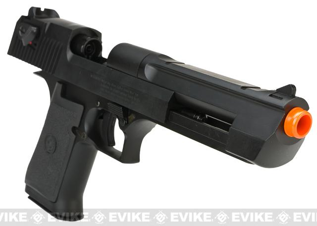 z KWC / Cybergun Licensed Desert Eagle Airsoft Gas Blowback (New Version)