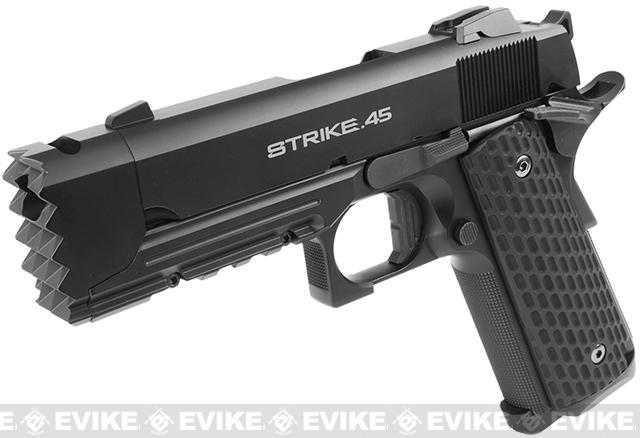 Tokyo Marui Limited Edition Strike Warrior 1911 Airsoft Gas Blowback Pistol