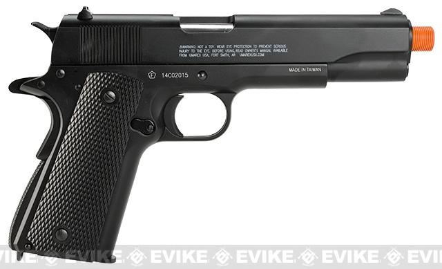 Elite Force Full Metal 1911 A1 CO2 Airsoft Gas Blowback Pistol Umarex KWC