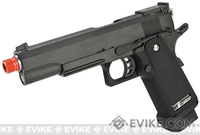 Pre-Order ETA September 2015 WE Hi-Capa 5.1 Full Metal Gas Blowback (Government Model)