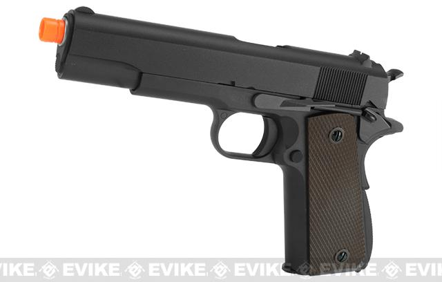 Pre-Order ETA August 2016 WE-USA NG3 Full Metal 1911 GI Full Size Airsoft GBB Pistol