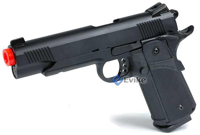 KJW Tanio Koba Marui / WE / KJW Hi-Capa Tactical Grip Set. (Black ...