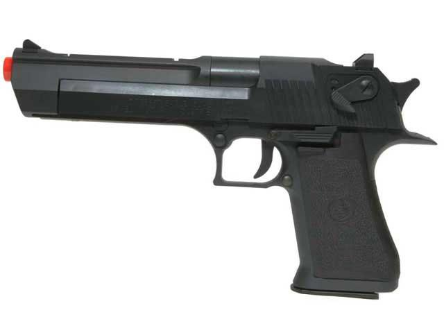 BoneYard - Cybergun Metal Licensed Desert Eagle Airsoft Gas Blowback  (Store Display, Non-Working Or Refurbished Models)