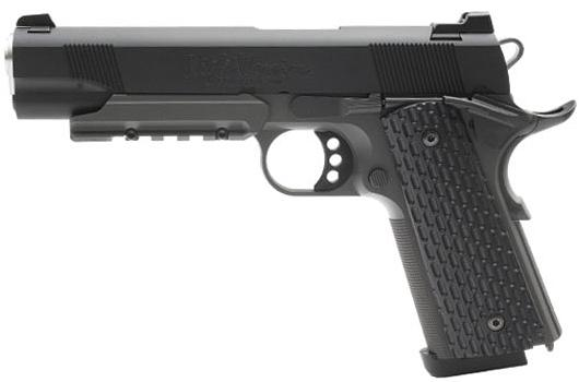 Tokyo Marui 1911 Night Warrior Hi-Kick Hi-Grouping Gas Blowback Pistol