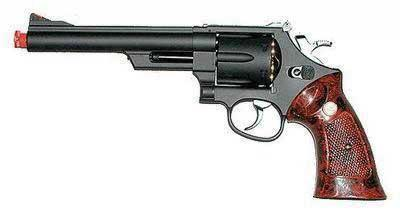UHC Heavy Weight Full Size 6 inch Airsoft Gas Revolver