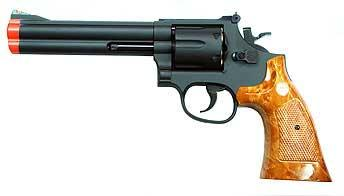 Bone Yard - UHC Heavy Weight Airsoft Gas Revolver (Store Display, Non-Working Or Refurbished Models)