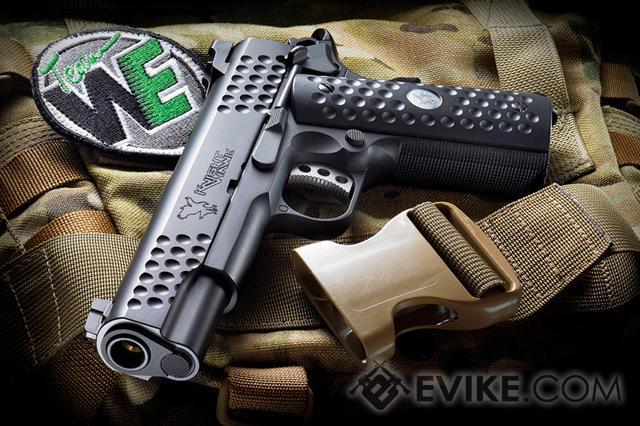 Bone Yard - WE Full Metal Nighthawk Custom 1911 Airsoft Gas Blowback (Store Display, Non-Working Or Refurbished Models)