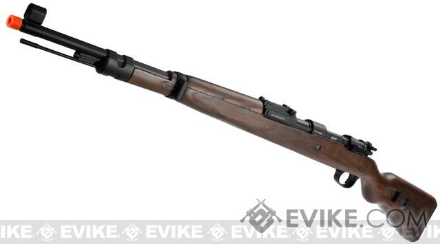 Matrix KAR 98K Limited Edition Gas Shell Ejecting Sniper Rifle w/ Real Wood Stock by S&T