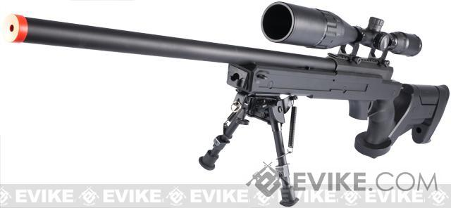 WELL Full Size G22 Bolt Action Gas Sniper Rifle