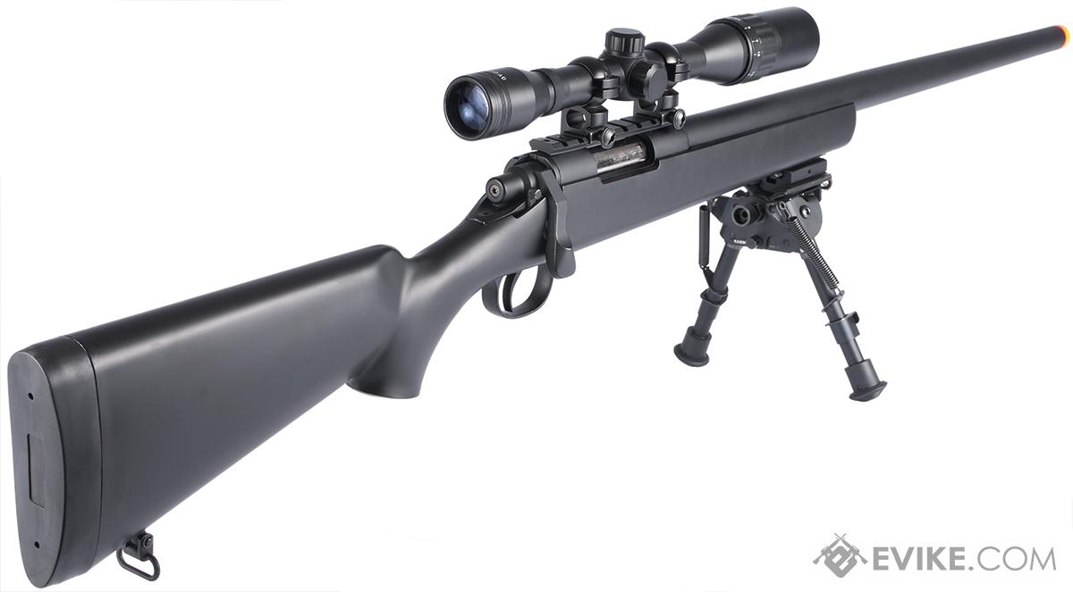 WELL Full Size G23 BAR-10 Bolt Action Gas Sniper Rifle