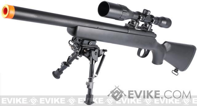Bone Yard - WELL Full Size G24 G-Spec Bolt Action Gas Sniper Rifle (Store Display, Non-Working Or Refurbished Models)