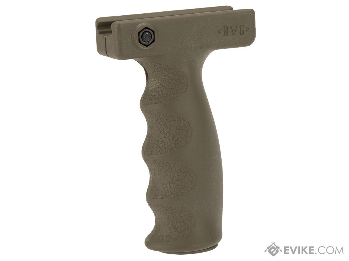 Matrix Ergonomic Full Length Polymer Vertical Grip (Color: Dark Earth)