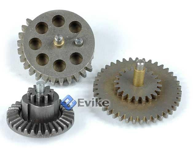 OEM CNC Steel Gearset for Airsoft AEG Gearbox
