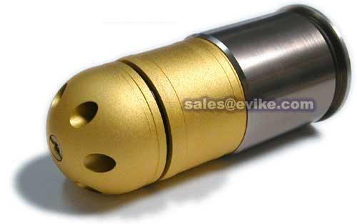 MadBull Airsoft 6mm Grenade Gas Cartridge for Airsoft Grenade Launchers. (48 rounds)
