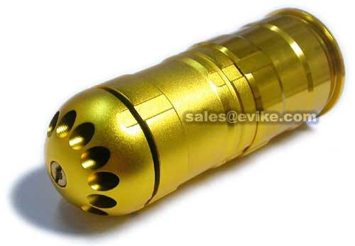 MadBull  Airsoft Gas Powered 40mm Grenade Shell - 120 rounds