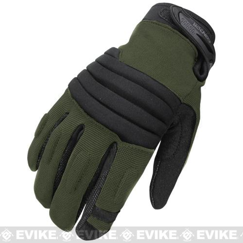 Condor STRYKER Tactical Gloves - Sage Green (Size: Medium)
