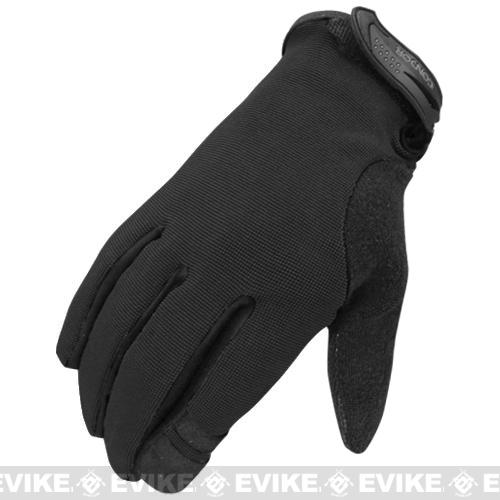 Condor Shooter Tactical Gloves - Black (Size: X-Large)