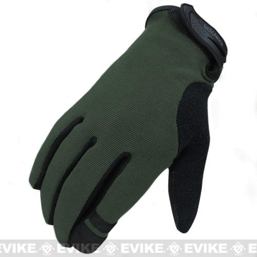Condor Shooter Tactical Gloves - Sage Green (Size: Medium)