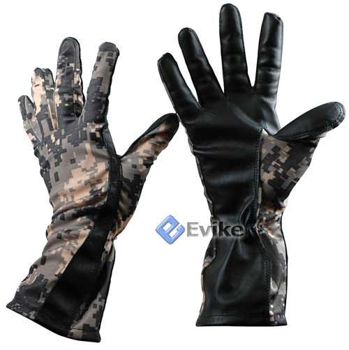 Matrix Special Ops. Tactical Gloves - ACU (Size: Large)