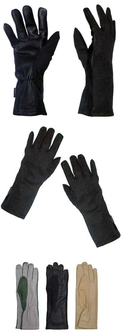 Matrix Nomex Special Ops. Tactical Gloves - Black (Size: Medium)