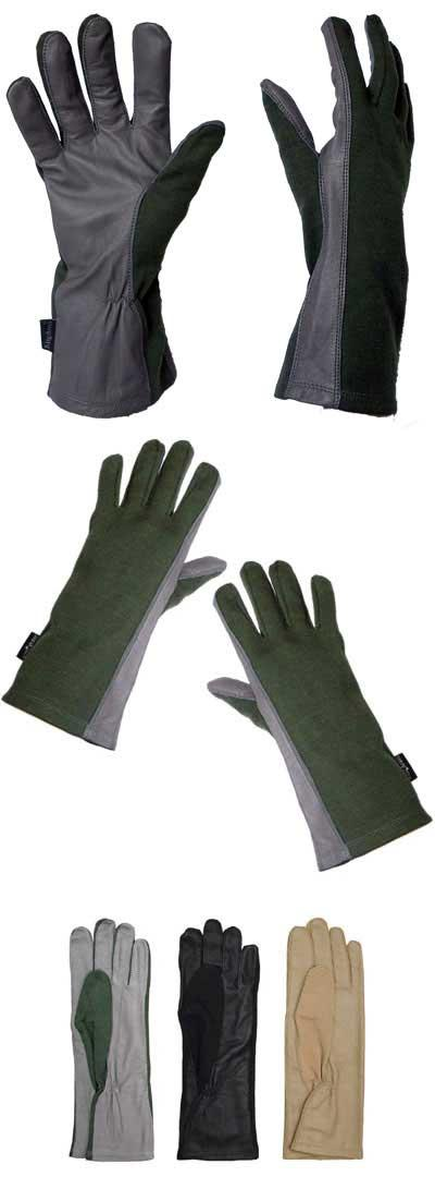 Matrix Nomex Special Ops. Tactical Gloves - OD Green (Size: Large)