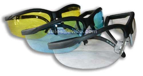 HFC Airsoft Safety Shooting Glasses (One Set) - Yellow Lens