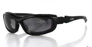 Road Hog II Convertible, Black Frame, 4 Lenses.