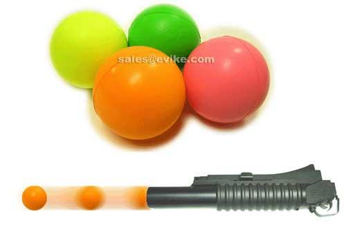 Evike.com eBalls for Airsoft 40mm Gas Powered Shell Grenade Launchers (Qty: 1)