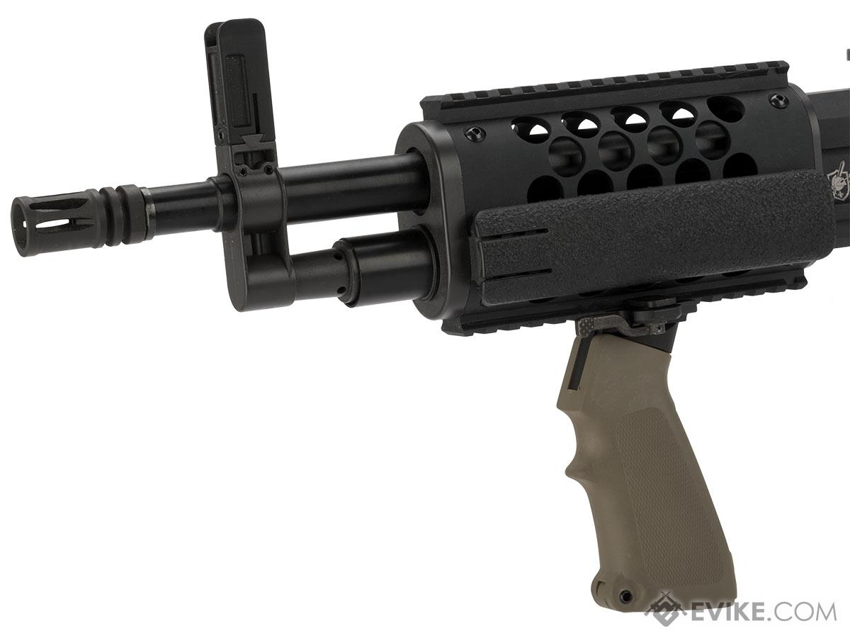 G&P A2 Type Quick Detach Vertical Grip for 20mm Accessory Rails (Color: Sand)