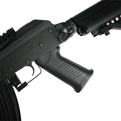 Matrix Special Force Type Motor Grip for AK Series Airsoft AEG (Black)
