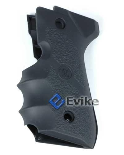 KJW Rubberized M9 Military Type Grip for KJW / HFC / Tokyo Marui M9 Series Airsoft Gas Blowback