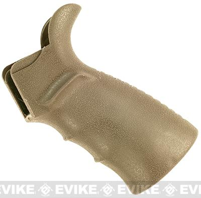 UTG Ergonomic Motor Housing Pistol Grip for M4 / M16 Series Airsoft AEG - (Tan)