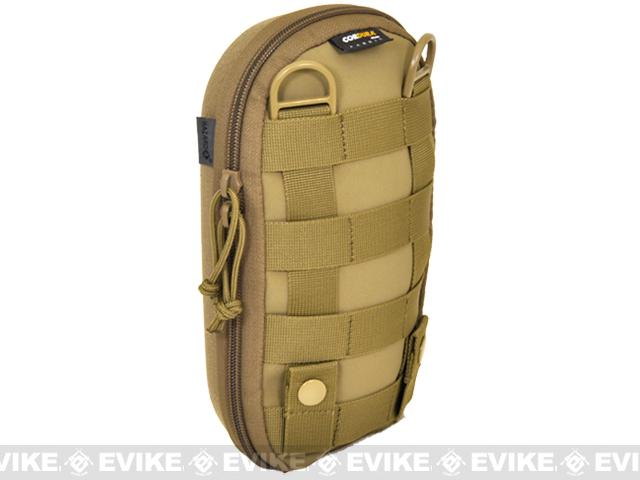 Hazard 4 HATCH MOLLE Hard Pouch - Coyote