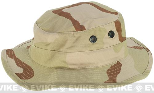 Desert Size Matrix Jungle Boonie Hat  3-Color Desert (Size: Large)