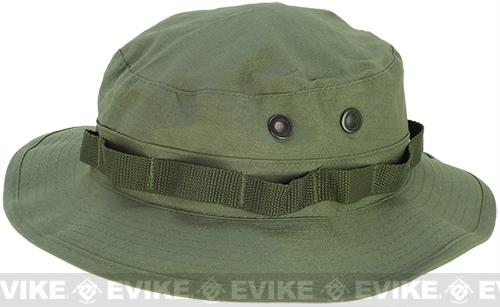 Desert Size Condor Jungle Boonie Hat  (Size: M) - OD Green