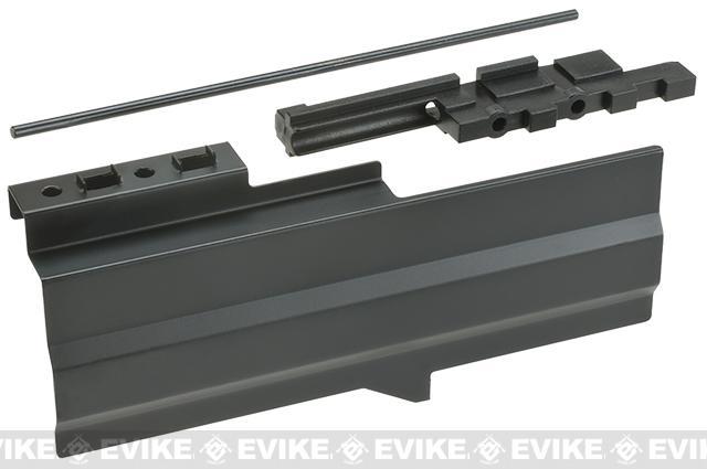 Mock Bolt for ICS APE Series Airsoft AEG Rifles