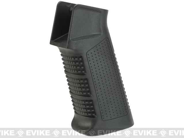 ICS UK1 Polymer Tactical Motor Grip - Black