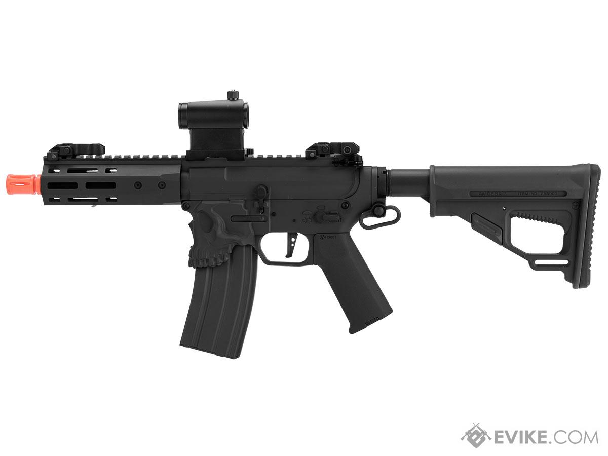 Pre-Order ETA July 2017 EMG Jack Licensed Full Metal Advanced M4 Airsoft AEG Rifle (Color: Black / 7 SBR)