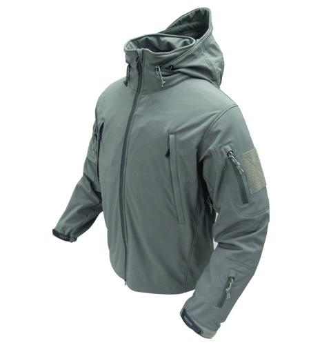 Condor Summit Tactical Softshell Jacket - Foliage Green (X-Large)