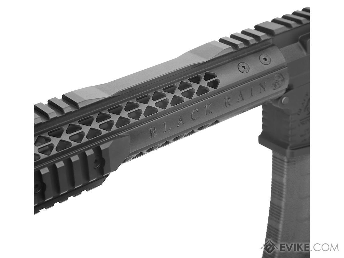 Black Rain Ordnance Fallout 15 Urban Airsoft M4 AEG by King Arms (Color: Black)