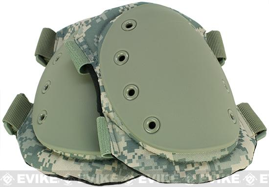 Avengers Special Operation Tactical Knee Pad Set - ACU