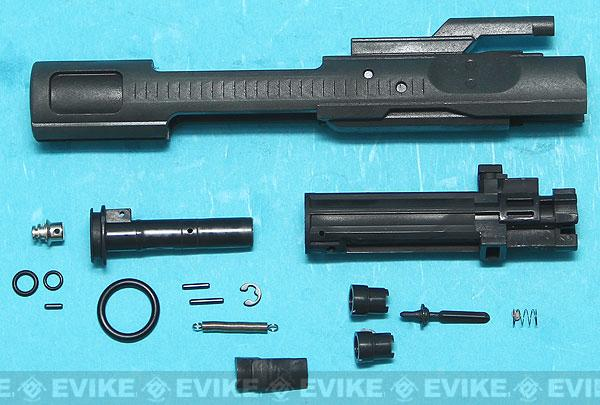 z G&P WOC Magpul M4 Desert Storm Custom Airsoft Gas Blowback GBB Rifle Challenge Kit