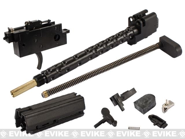 WE Gen3 Open Bolt System Complete Conversion Kit for WE PDW Airsoft GBB Rifle - Short Type