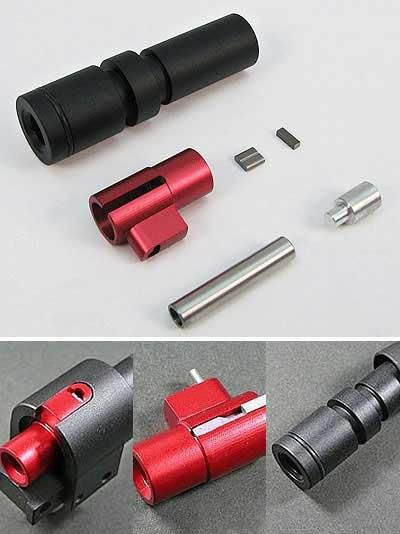 z CNC Chamber Conversion Kit for KJW / Tanaka M700 A.I.C.S. / M40A1 Airsoft Sniper Rifles