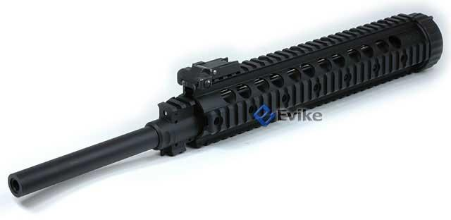 Matrix SR-25 Type Complete Front-End Conversion Kit for M4 M16 Series Airsoft AEG
