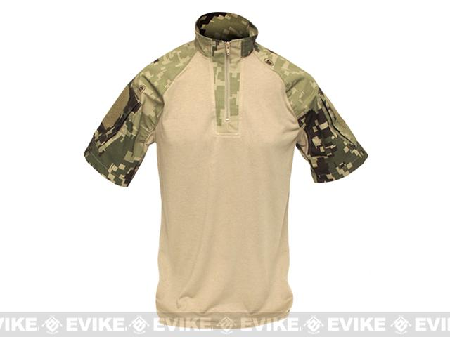 LBX Tactical Short Sleeve Assaulter Shirt - Project Honor Camo (Size: Large)